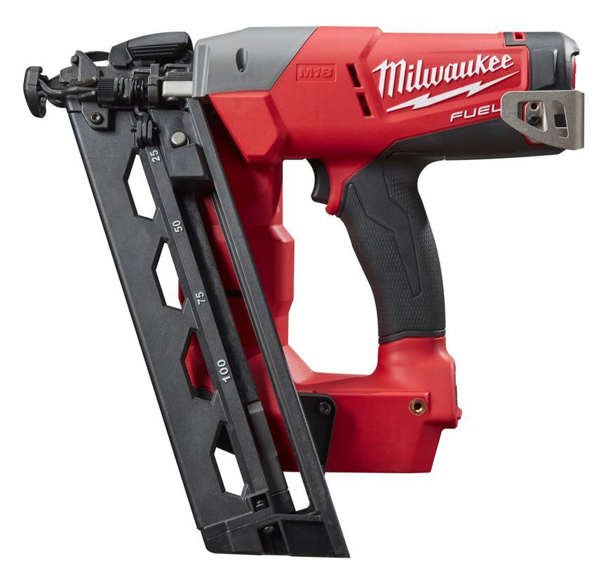 Klincovacka Milwaukee M18 CN16GA-0X, 32/63mm