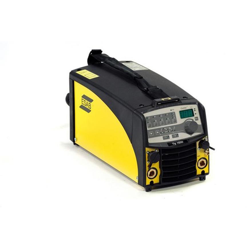 Zvaracka ESAB Caddy™ TIG 1500i TA34, DC, TIG/MMA + kable