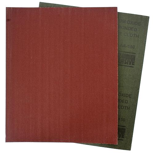 Plátno KONNER AluOxide S90 280/230 mm, P100, brúsne