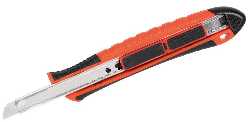Nôž Strend Pro UK290, 9 mm, odlamovací, plastový