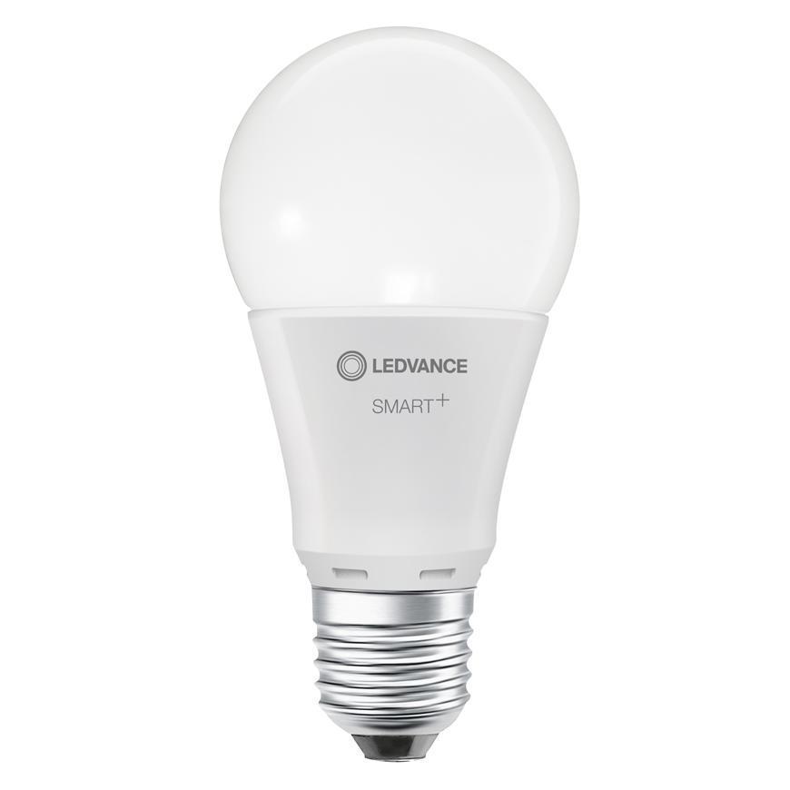 Ziarovka LEDVANCE® SMART+ WIFI 060 (ean5372) dim - stmievateľná, 9W, E27, 2700K-6500K CLASSIC A