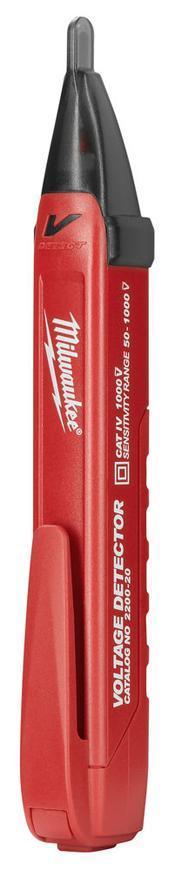 Detektor napatia Milwaukee 2200-40, 2xAAA