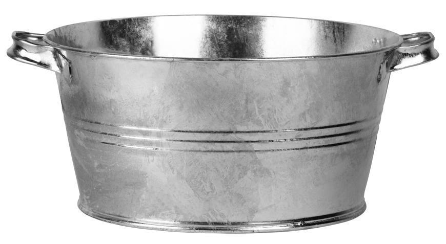 Vandlík Kovotvar 40 UR4, 16 lit, Zn, plechové uši
