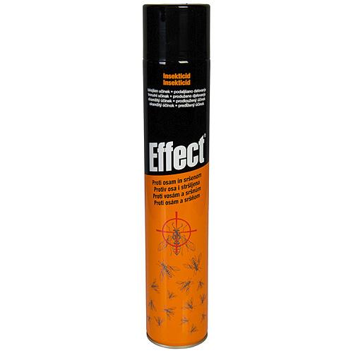 Insekticid Effect® Aerosol na osy a sršne, 750 ml