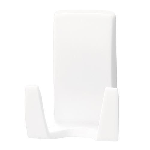 Háčik tesa® Powerstrips® Waterproof, vodeodolný, na holiaci strojček, biely, max. 2kg