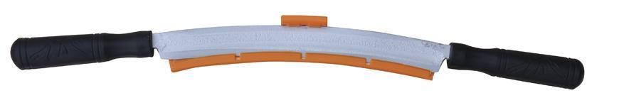 Nôž Strend Pro CDK513, na kôru, 300 mm, obojručný