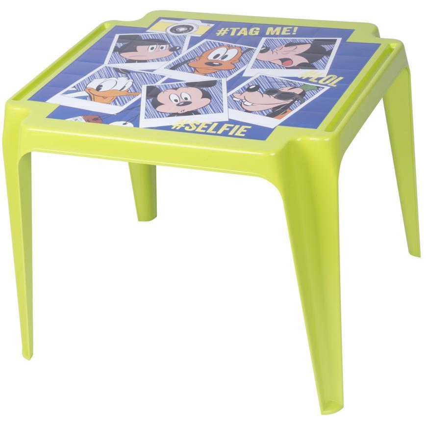 Stôl TAVOLO BABY Disney Mickey, detský 55x50x44 cm