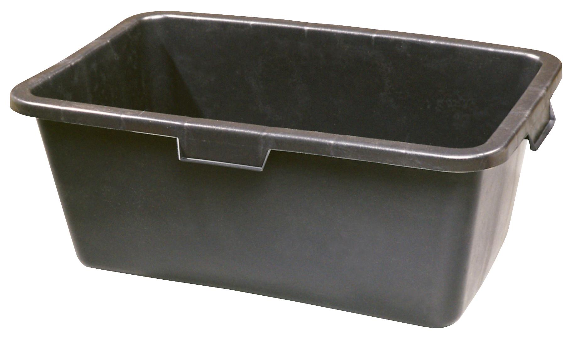 Maltovník ReCycled® MC 60 lit, obdĺžnikový, PE/PP