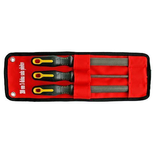 Sada pilníkov Strend Pro FS1052, 3 dielna, 200 mm
