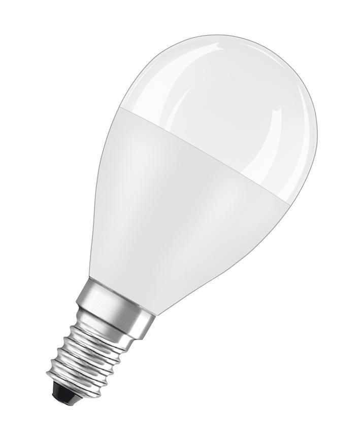 Ziarovka OSRAM® LED FR 060 (ean2939) non-dim, 7W/827 E14 2700K Value CLASSIC P