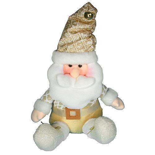 Postavička MagicHome Vianoce, Santa, 30 cm