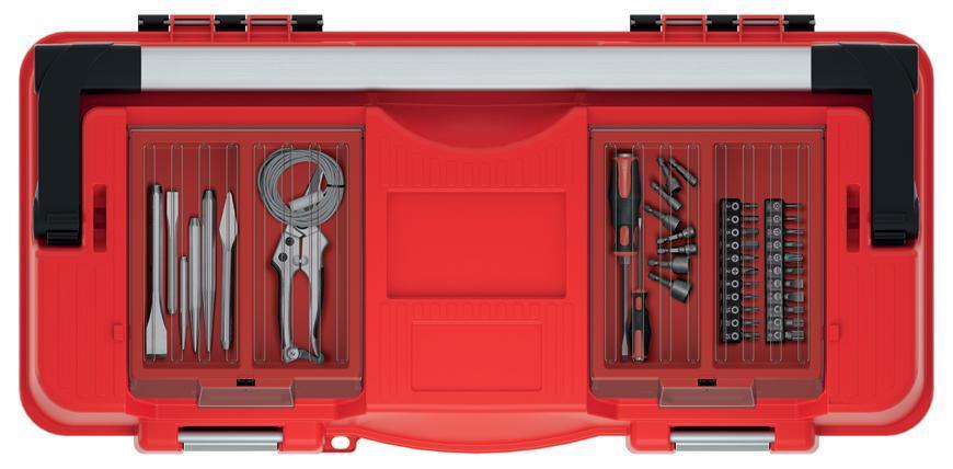 Box na náradie APTOP PLUS KAP6030, 59,8x28,6x32,7 cm