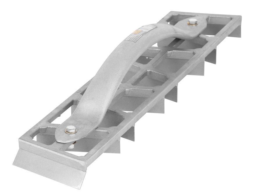 Škrabák Strend Pro PT-209, 450x90x30 mm