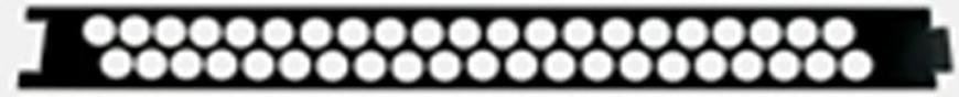 Kolajnica Messer 2.13.15, 2000mm, pre Secator SN