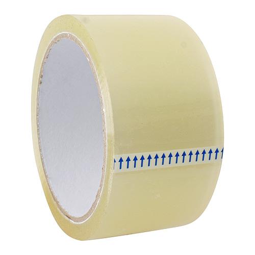Páska Strend Pro, 48 mm, L-50 m, 40 µm, OPP, baliaca, lepiaca, priesvitná
