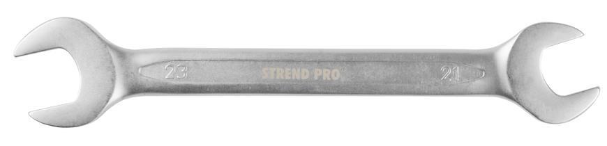 Kluc Strend Pro 3113 21x23 mm, vidlicový, Cr-V