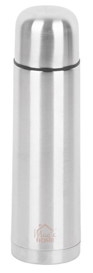Termoska MagicHome VF145-3, 0750 ml, plast/nerez