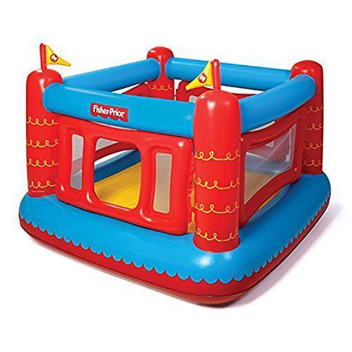 Hrad Bestway® 93504, detský, nafukovací, skákací, 1,75x1,35 m