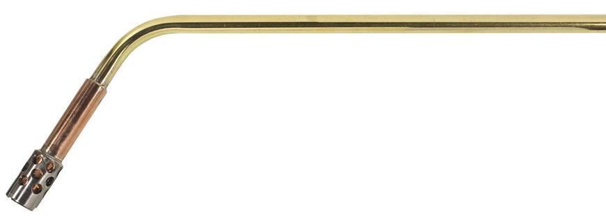 Nastavec Messer 716.02090, Supertherm F-A, c.9, 4.8m3/h, 650mm