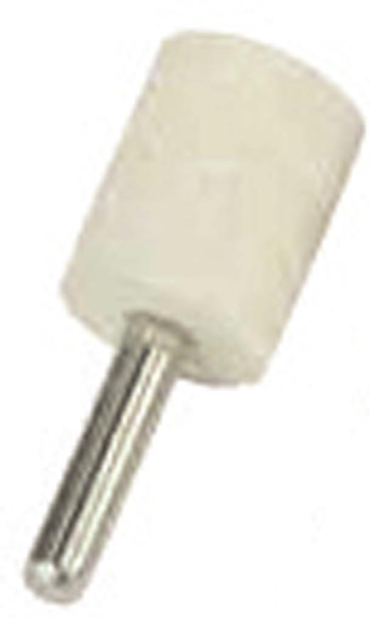 Kotuc GermaFlex PKS 32x32-6 mm, Filc, stopka, plny, 17.000 ot/min
