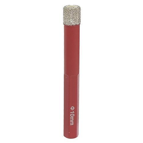 Vyrezávač Strend Pro Premium DCB12, 10 mm, stopka HEX, korunka, diamant, professional