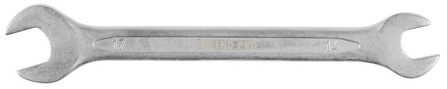 Kluc Strend Pro 3113 14x17 mm, vidlicový, Cr-V