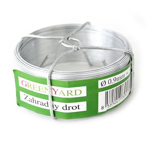 Drot Garden Wire Zn 1,10 mm, L-050 m, SC, cievka