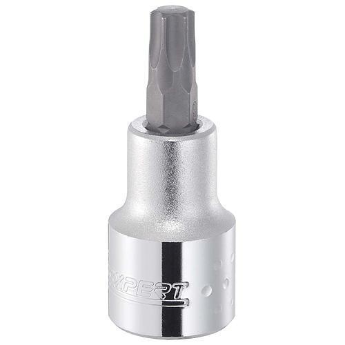 "Hlavica Expert E031918, T20 mm, TORX, zástrčná, 1/2"""
