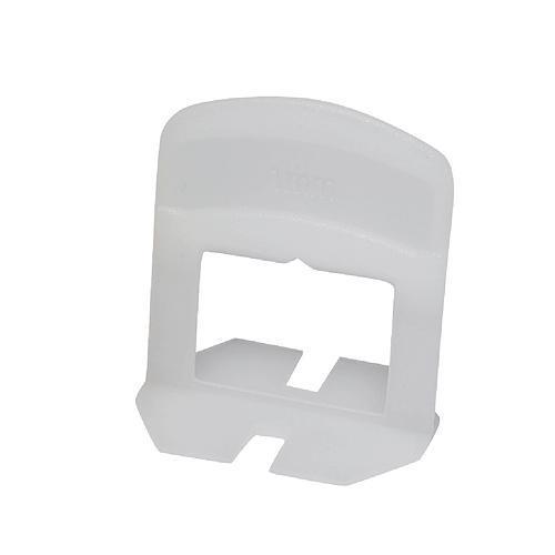 Medzernik Strend Pro LS210W, pod obklad, 1 mm, bal. 100 ks, plast biely