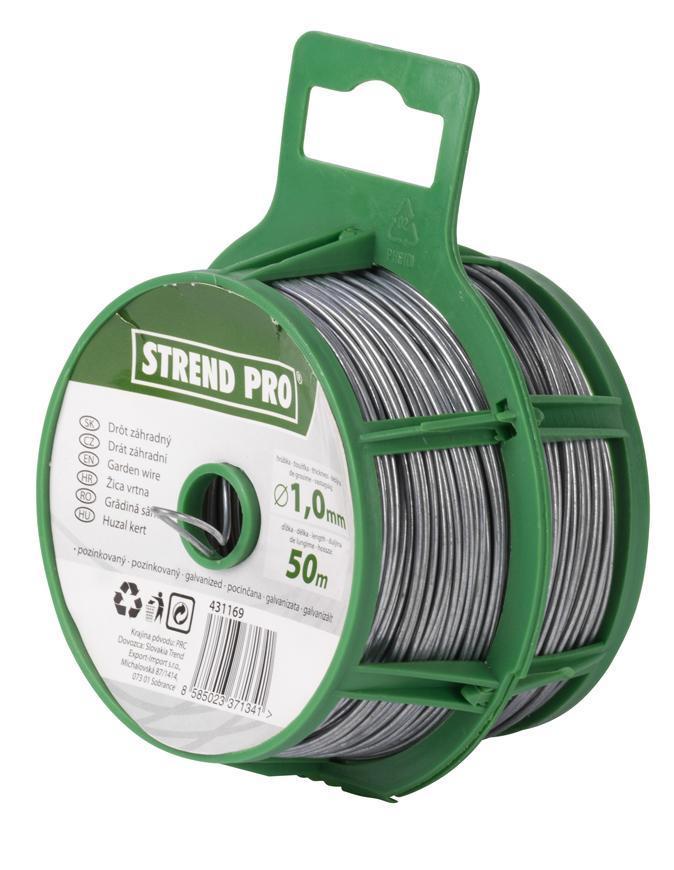 Drot Garden Wire Basket Zn 1,00 mm, L-050 m