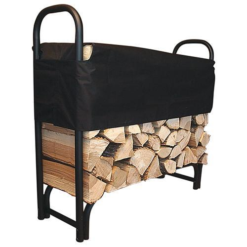 Stojan Homefire LR800, na krbové drevo, 39,3x126,2x118 cm