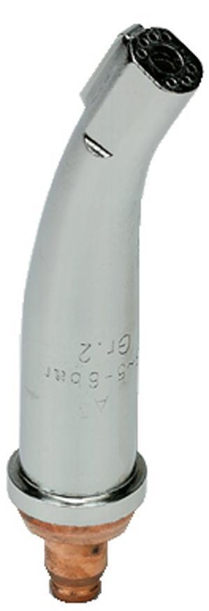 Dyza Messer 702.06202, Block-PM, drazkovacia, zahnuta, c. 1, Propan/Metan