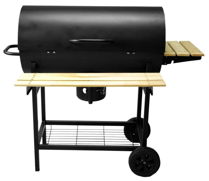 Gril Strend Pro Anderson, BBQ, na drevené uhlie