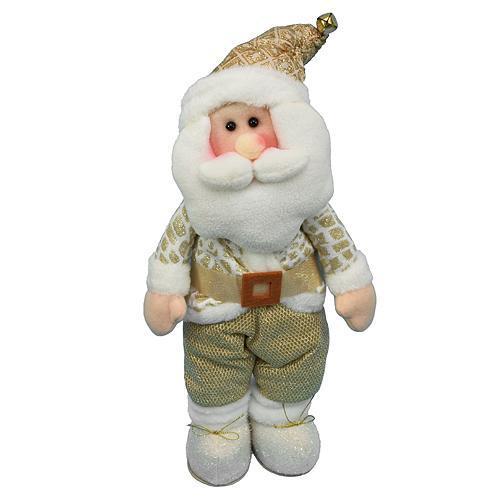 Postavička MagicHome Vianoce, Santa, 43 cm