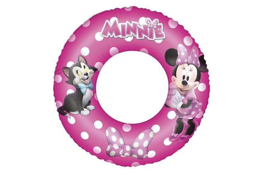 Kruh Bestway® 91040, Minnie, 56 cm, nafukovací