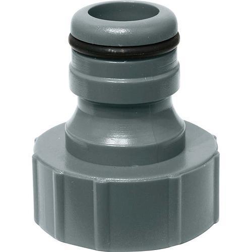 "Adaptér AQUACRAFT® 550981, MAX-Flow, 3/4""x1"", na hadicu"