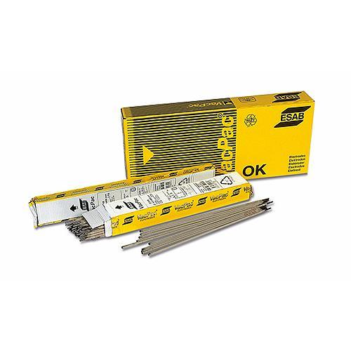 Elektrody ESAB OK 48.00 3.2/450 mm, 6.0 kg, 124 ks, 3 bal.