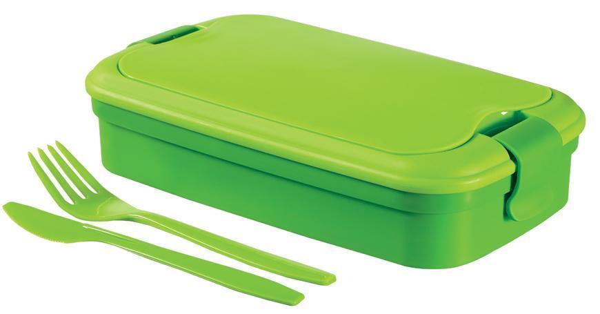Box Curver® Lunch&Go 1.3L, zelený
