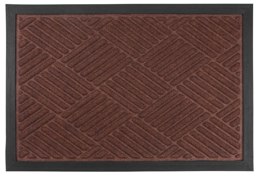 Rohozka MagicHome PPM 298, Parquets, 40x60 cm, akryl