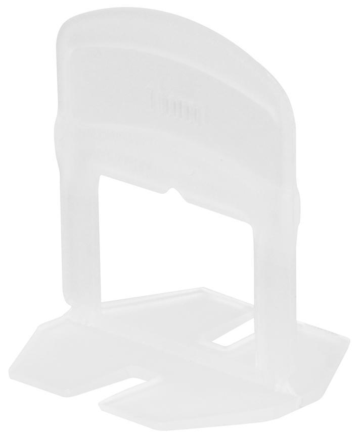 Medzerník Strend Pro LS230T, nivelačný, pod obklad, 1.0 mm, bal. 300 ks, plast biely