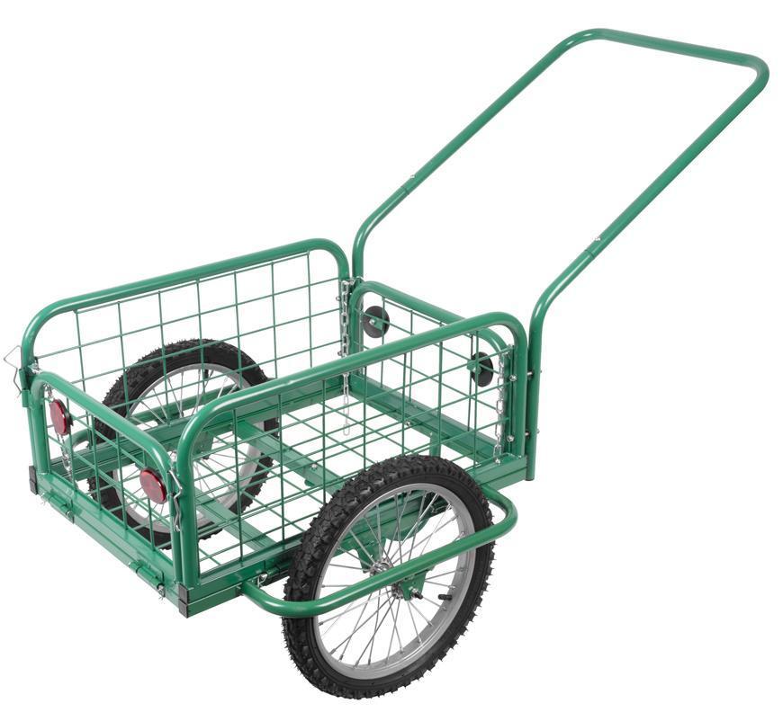 Vozik Victor, max. 100 kg, 2 kolesá