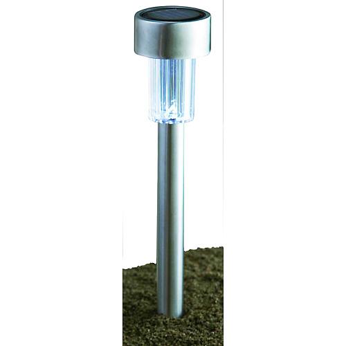 X Lampa Solar Spica, 37 cm, bal. 24 ks, 1 Led, SS