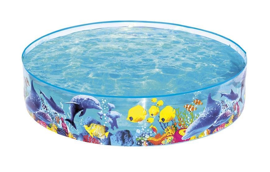 Bazén Bestway® 55030, detský, 183x38 cm, Fill 'N Fun Odyssey