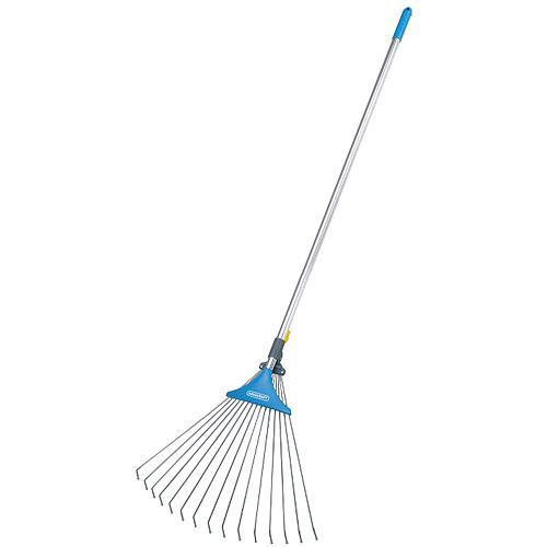 Hrable AQUACRAFT® 380331, záhradné, vejárové, nastaviteľné, s násadou Alu