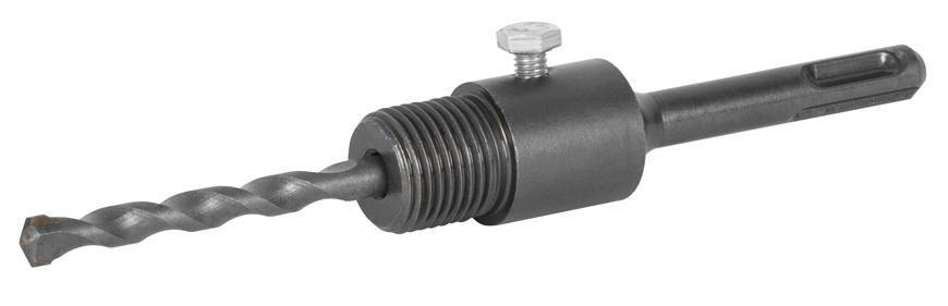 Unášač vyrezávacích koruniek Strend Pro MasonHS, 180 mm, SDS+