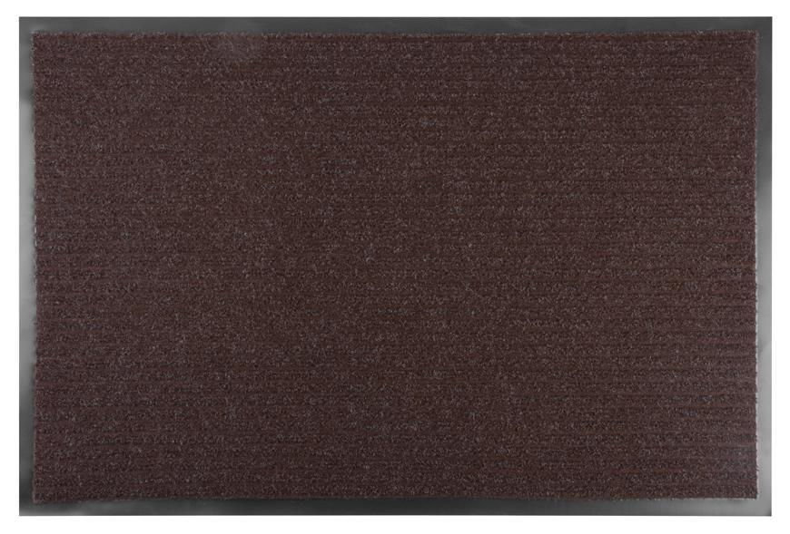 Rohožka MagicHome DRM 102, 60x90 cm, hnedá