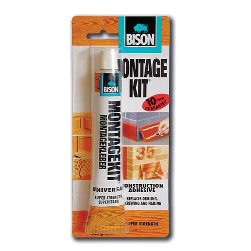 Lepidlo Bison Montage Kit, 125 g