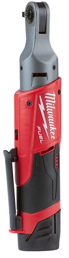 "Utahovak Milwaukee M12 FIR14-201B, 54Nm, 1/4"", racnovy"