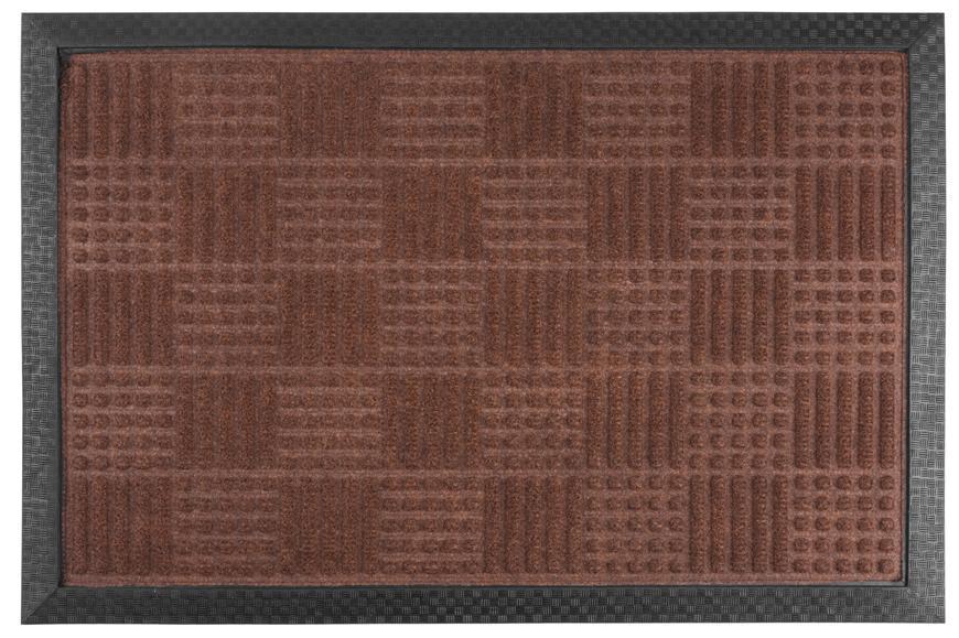 Rohozka MagicHome PPM 297, Parquets 2, 40x60 cm, akryl