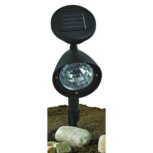 Lampa Solar Merak, 140 mm, 3 Led